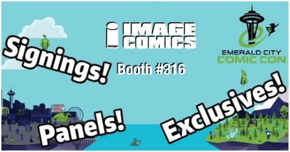 Image Comics at ECCC feature