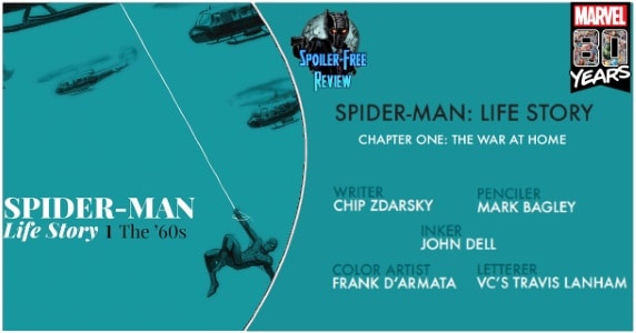 Spider-Man Life Story #1 (of 6) review feature