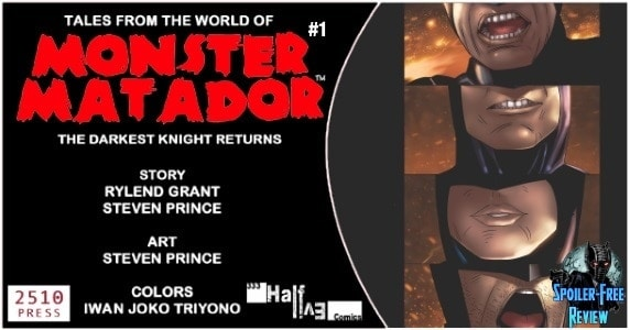 Tales from the World of Monster Matador #1 review feature