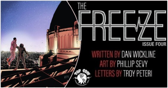 The Freeze #4 preview feature