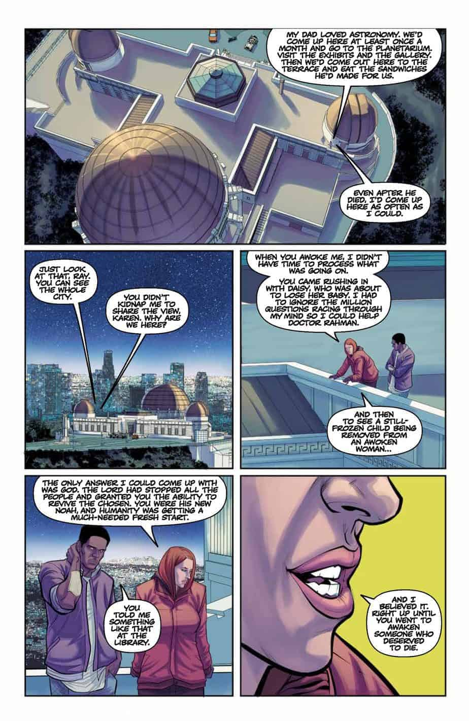 The Freeze #4 preview page 3