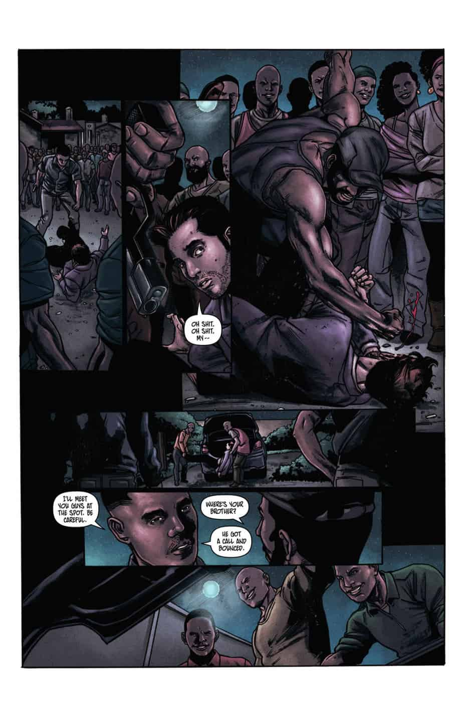Vindication #3 preview page 3