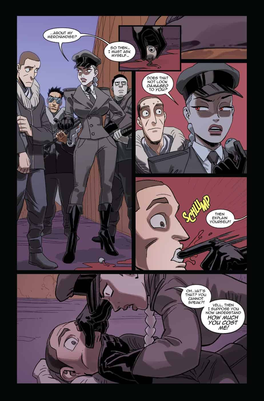 Zombie Tramp #57 Page 9