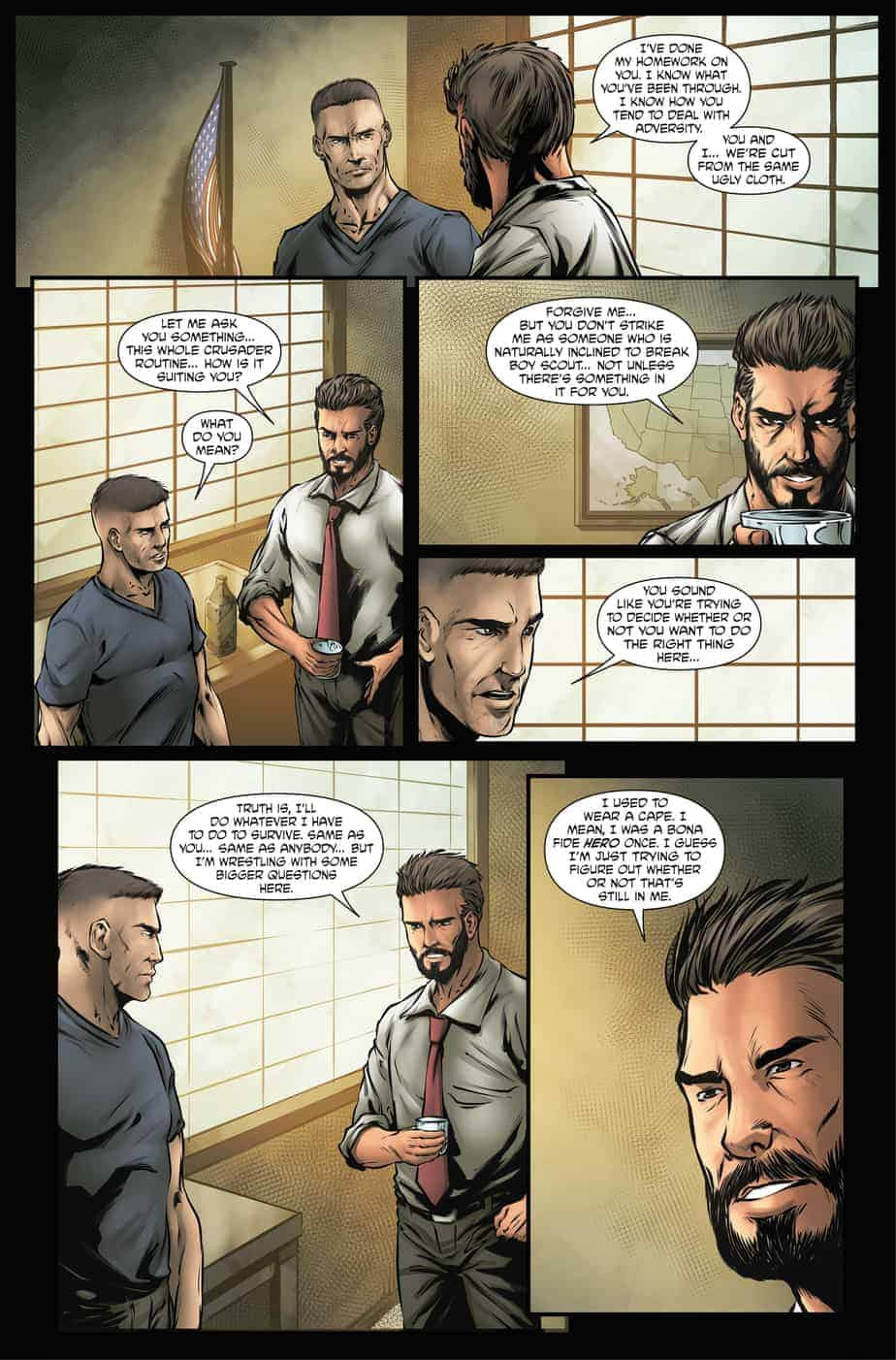 Aberrant issue #5 page 12