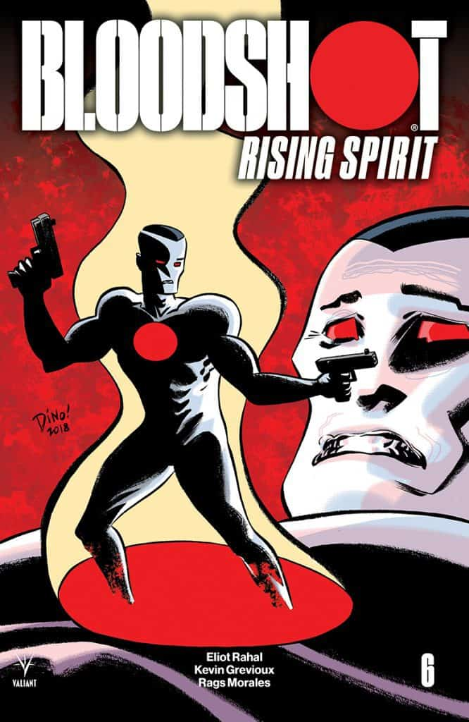 BLOODSHOT RISING SPIRIT #6 - Cover C