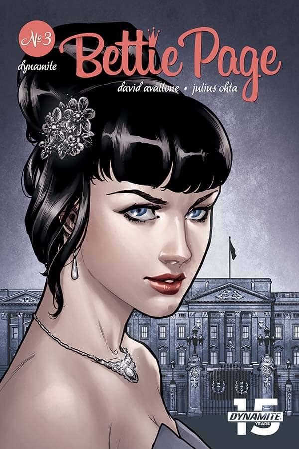 Bettie Page (2018) #3 - Cover D