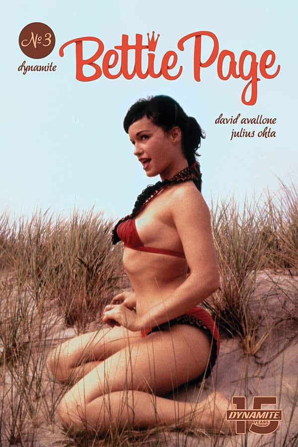 Bettie Page (2018) #3 - Cover E