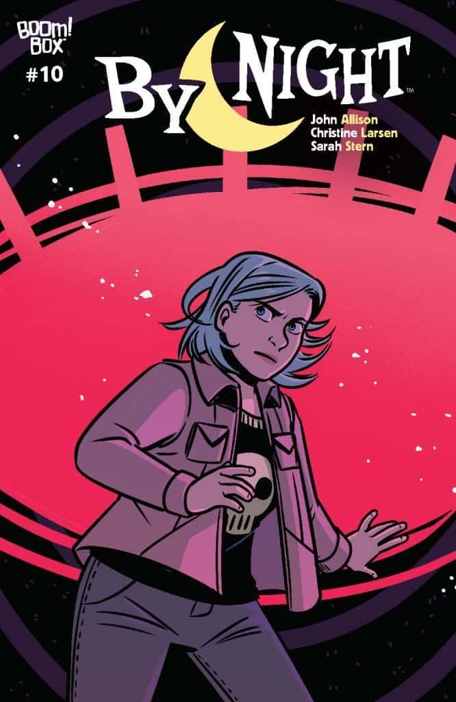 BY NIGHT #10 - Preorder Cover