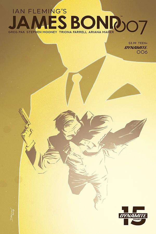 James Bond 007 #6 - Cover B