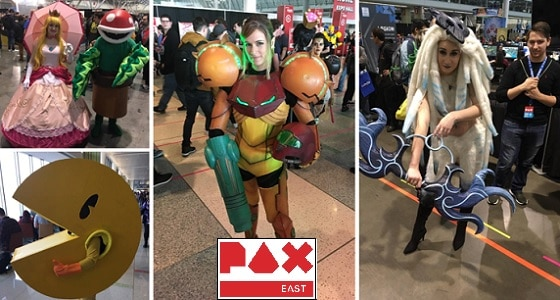 Pax East 2019 by Anthony Iozzo feature
