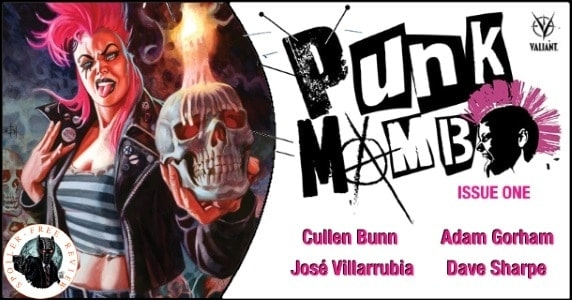 Punk Mambo #1 review feature