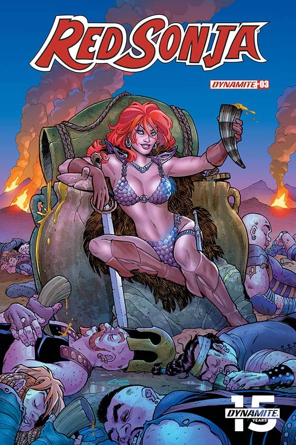 Red Sonja (Vol.5) #3 - Cover A