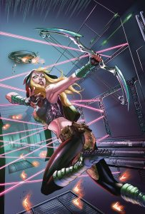 Robyn Hood Outlaw #3 - Cover B