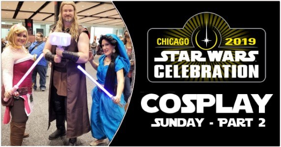 SW Celebration Cosplay Sunday Part 2 feature