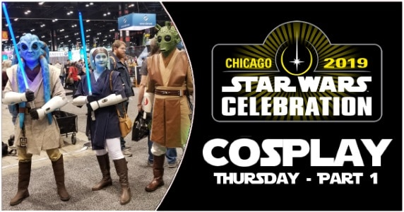 SW Celebration Cosplay Thursday Part 1 feature