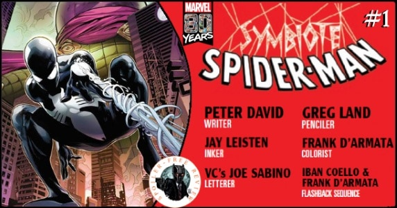 Symbiote Spider-Man #1 review feature