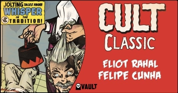 Vault Cult Classic Announcement feature