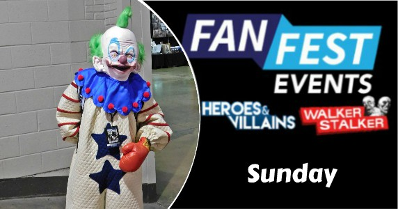 Walker Stalker Chicago 2019 -Sunday feature