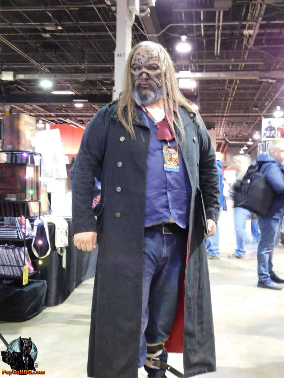 Walker Stalker – Friday (16)