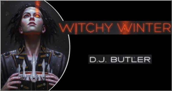 Witchy Winter by DJ Butler