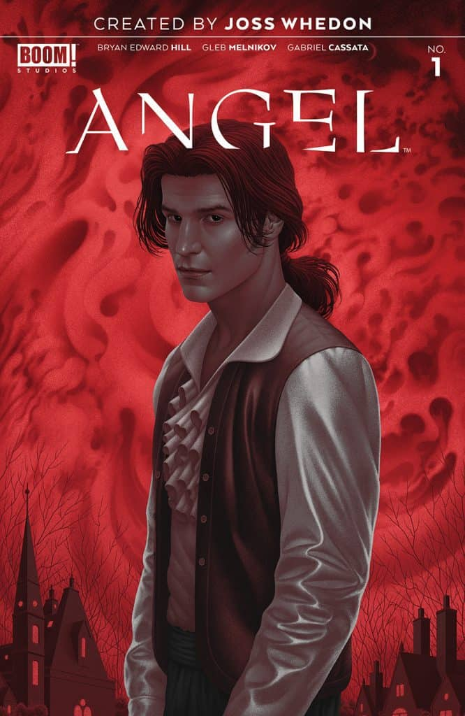 Angel #1 - One Per Store Variant