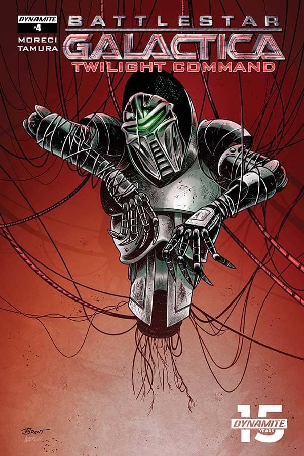 Battlestar Galactica: Twilight Command #4 - Cover A