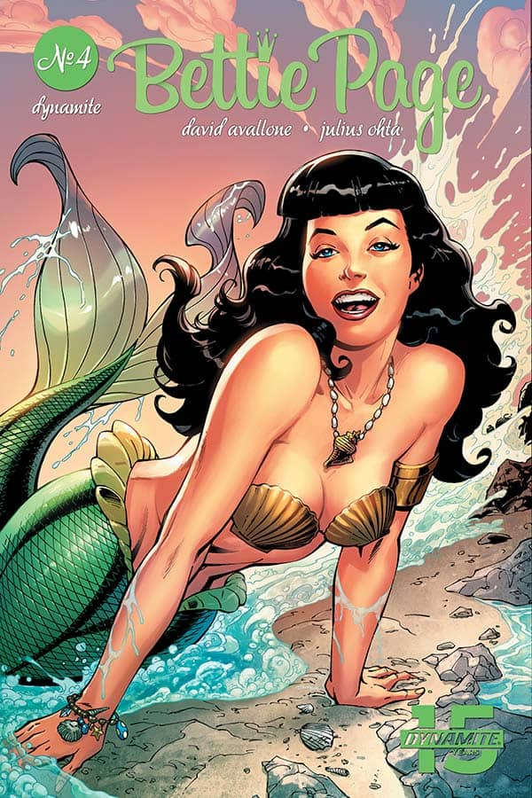 Bettie Page (2018) #4 - Cover A
