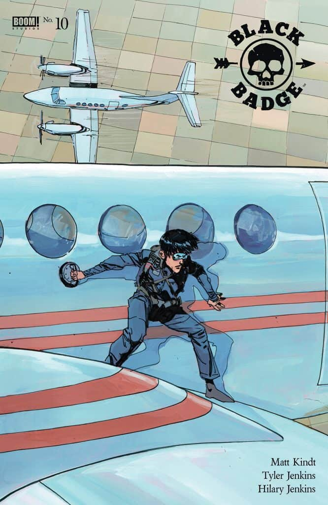Black Badge #10 - Intermix Cover