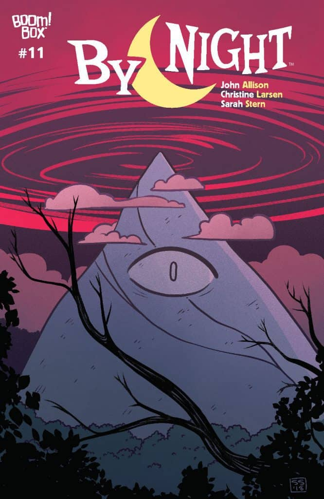 By Night #11 - Preorder Cover