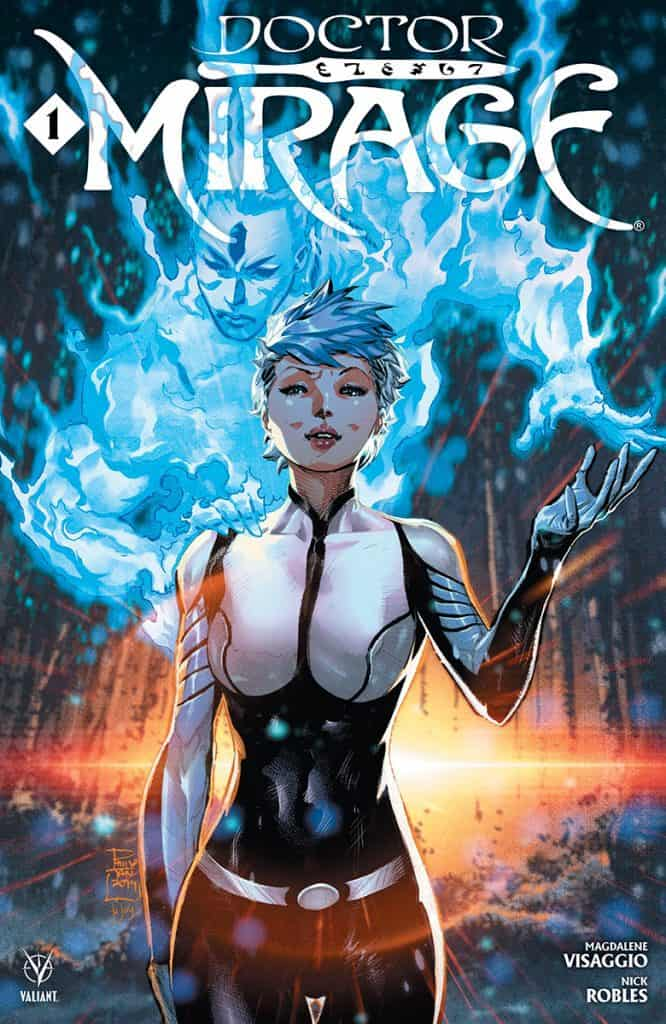 Doctor Mirage #1 - Cover A