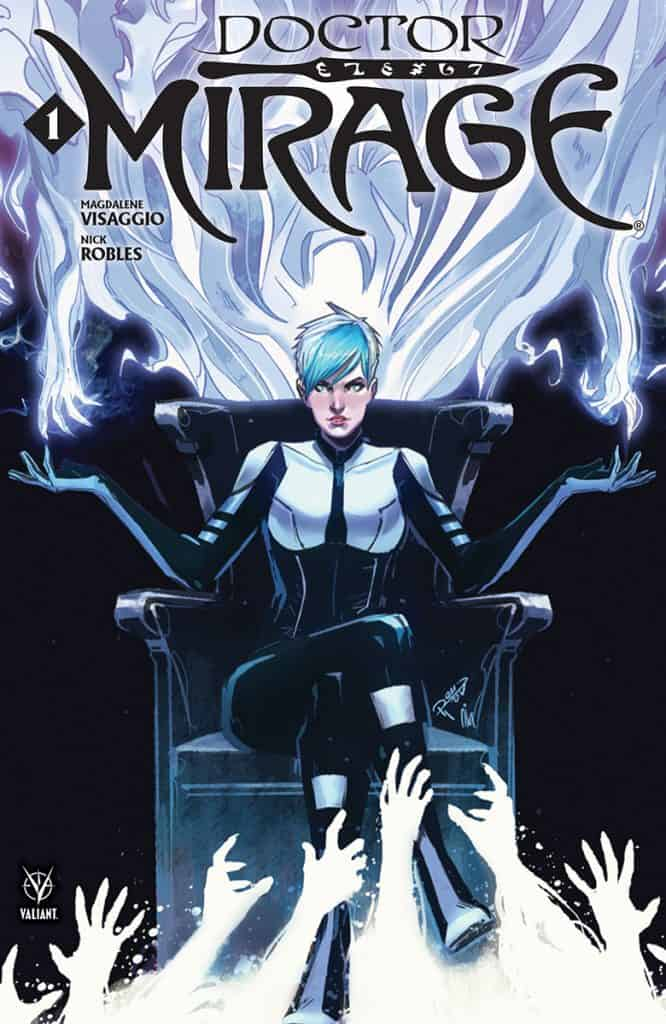 Doctor Mirage #1 - Cover B