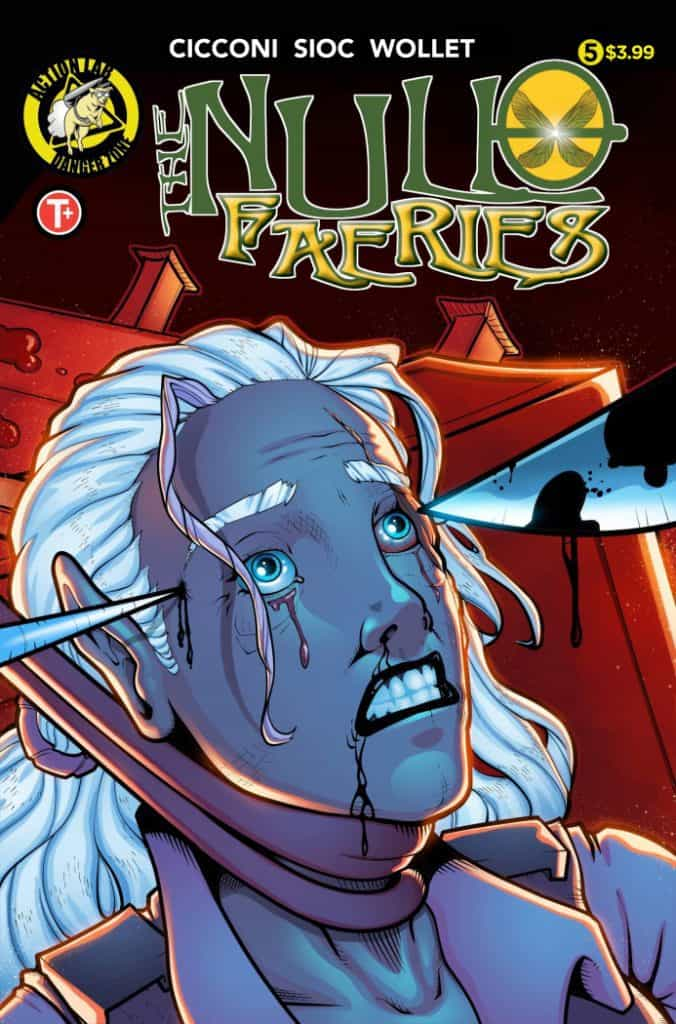 Null Faeries #5 Cover A