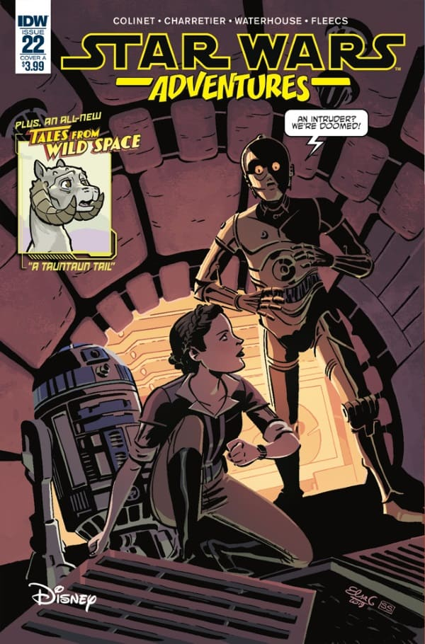 Star Wars Adventures #22 - Cover A