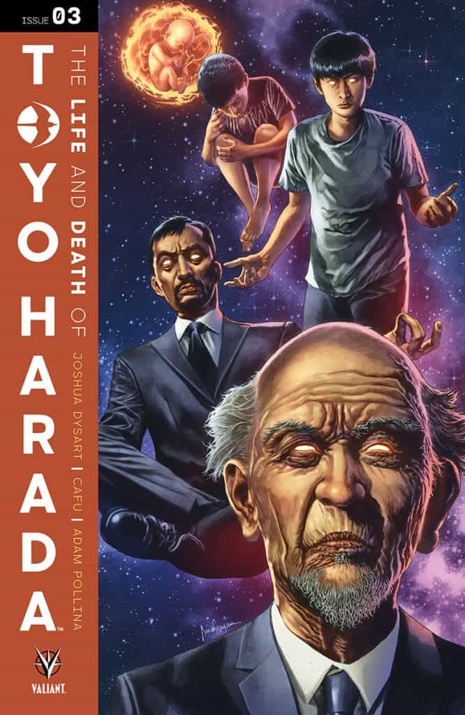THE LIFE AND DEATH OF TOYO HARADA#3 - Cover A