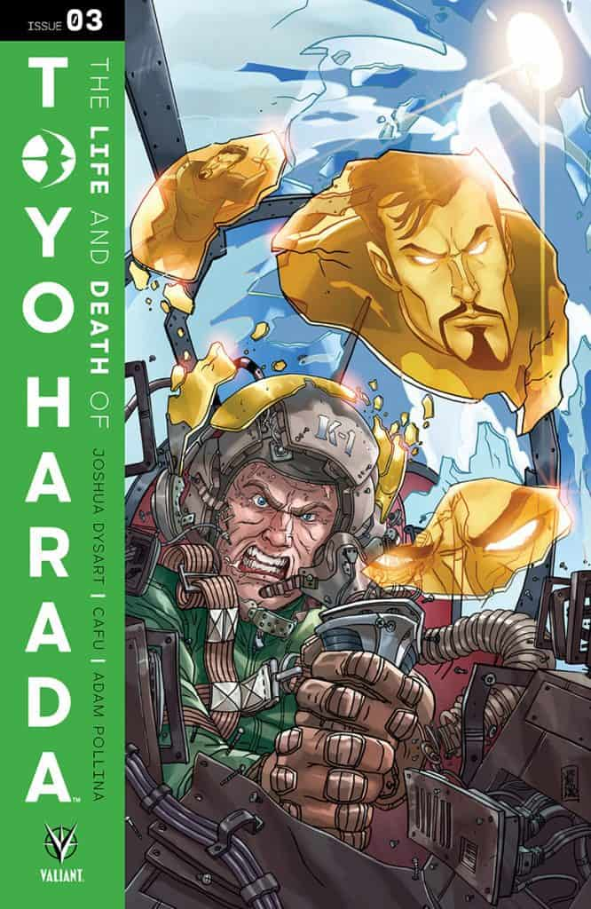THE LIFE AND DEATH OF TOYO HARADA#3 - Cover C