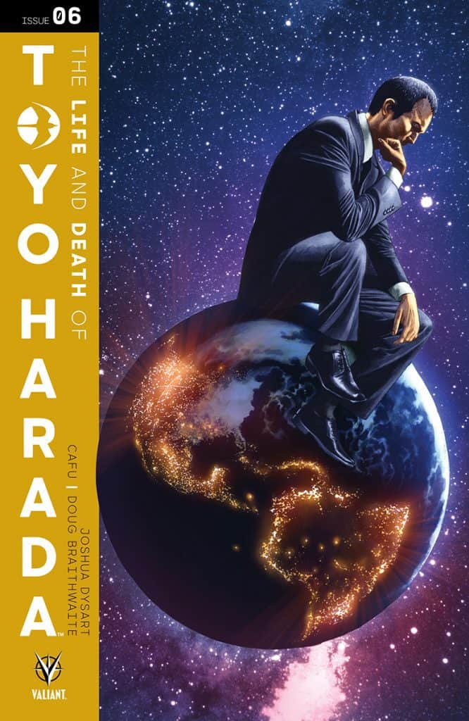 The Life and Death of Toyo Harada #6 - Cover A
