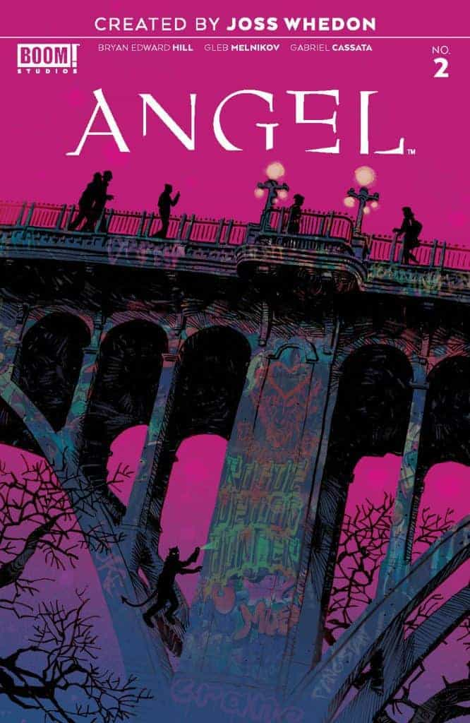 Angel #2 - Main Cover