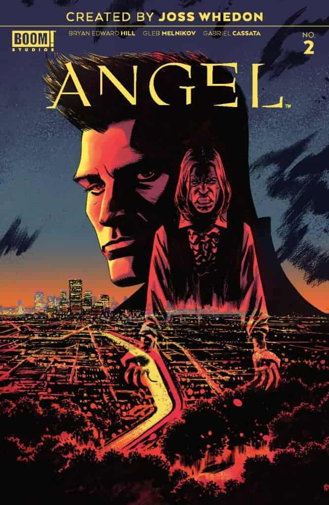 Angel #2 - One Per Store Cover