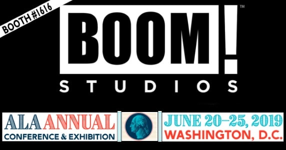 BOOM at ALA 2019 feature