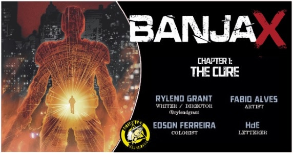 Banjax #1 preview feature