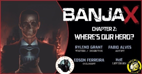 Banjax #2 review feature