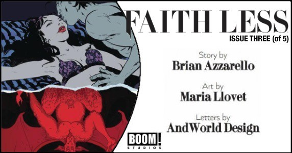 Faithless #3 preview feature 1