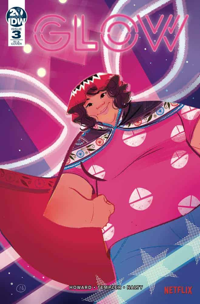 GLOW #3 Retailer Incentive Cover A