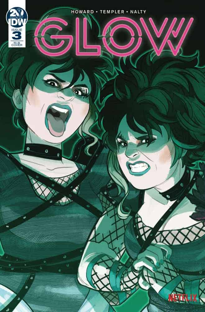 GLOW #3 Retailer Incentive Cover B
