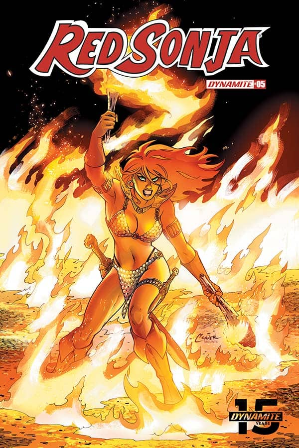 Red Sonja (Vol.5) #5 - Cover A