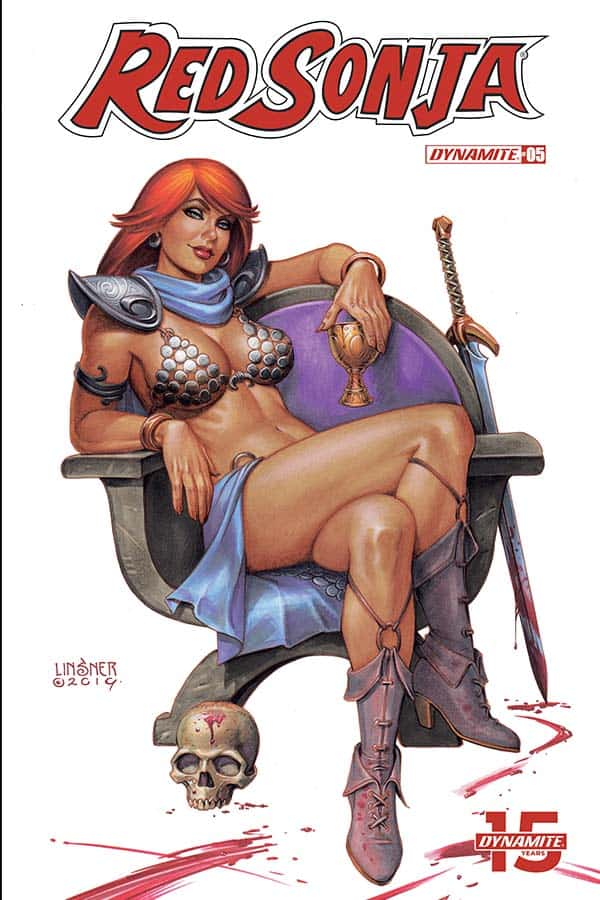 Red Sonja (Vol.5) #5 - Cover B