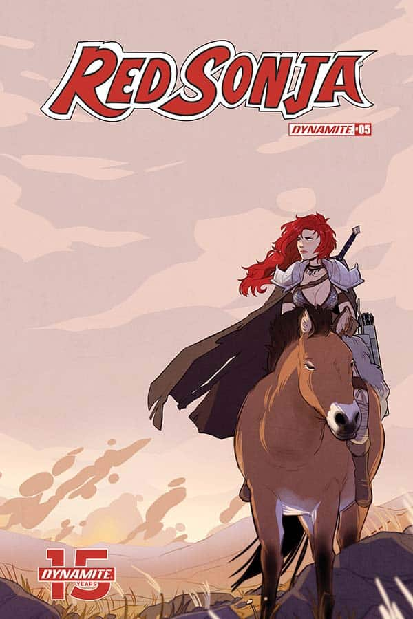 Red Sonja (Vol.5) #5 - Cover D