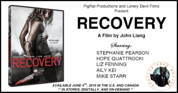 Recovery film review feature