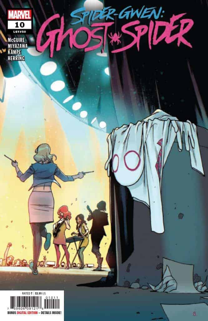 Spider-Gwen Ghost Spider #10 - Cover A