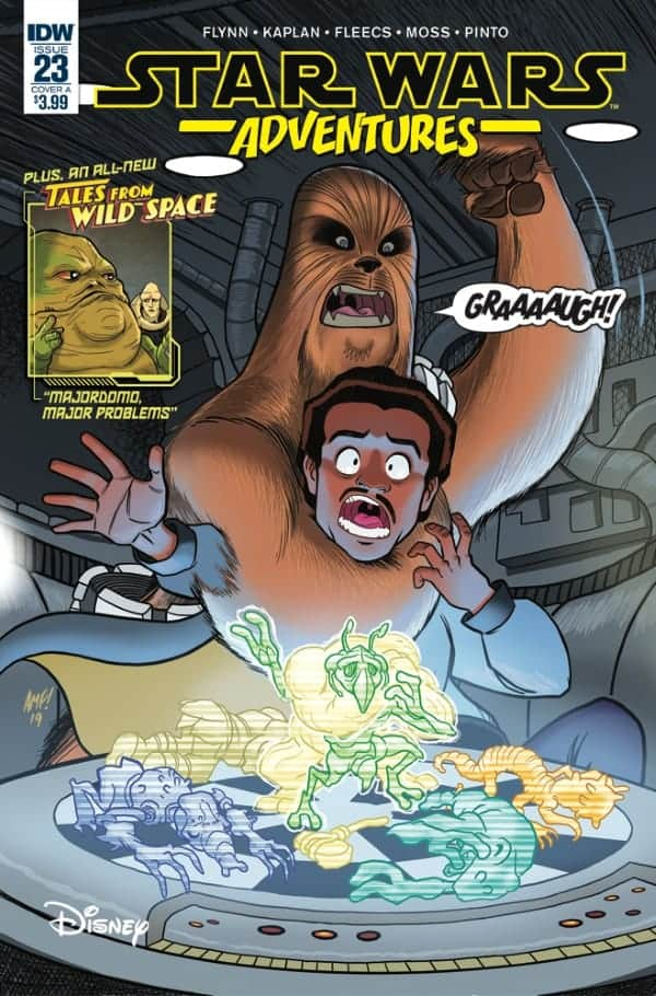 Star Wars Adventures #23 - Cover A